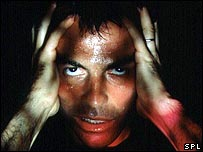 Amphetamine psychosis can cause hallucinations, aggression and violent behavior.